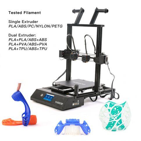 X40 support filament
